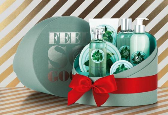 75% Off Holiday Gift Sets @ The Body Shop