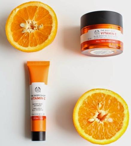 50% Off Vitamin C Series Sale @ The Body Shop