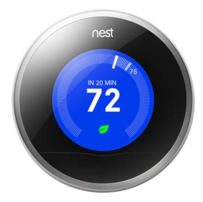 $159.99 Nest Learning Thermostat, 2nd Generation