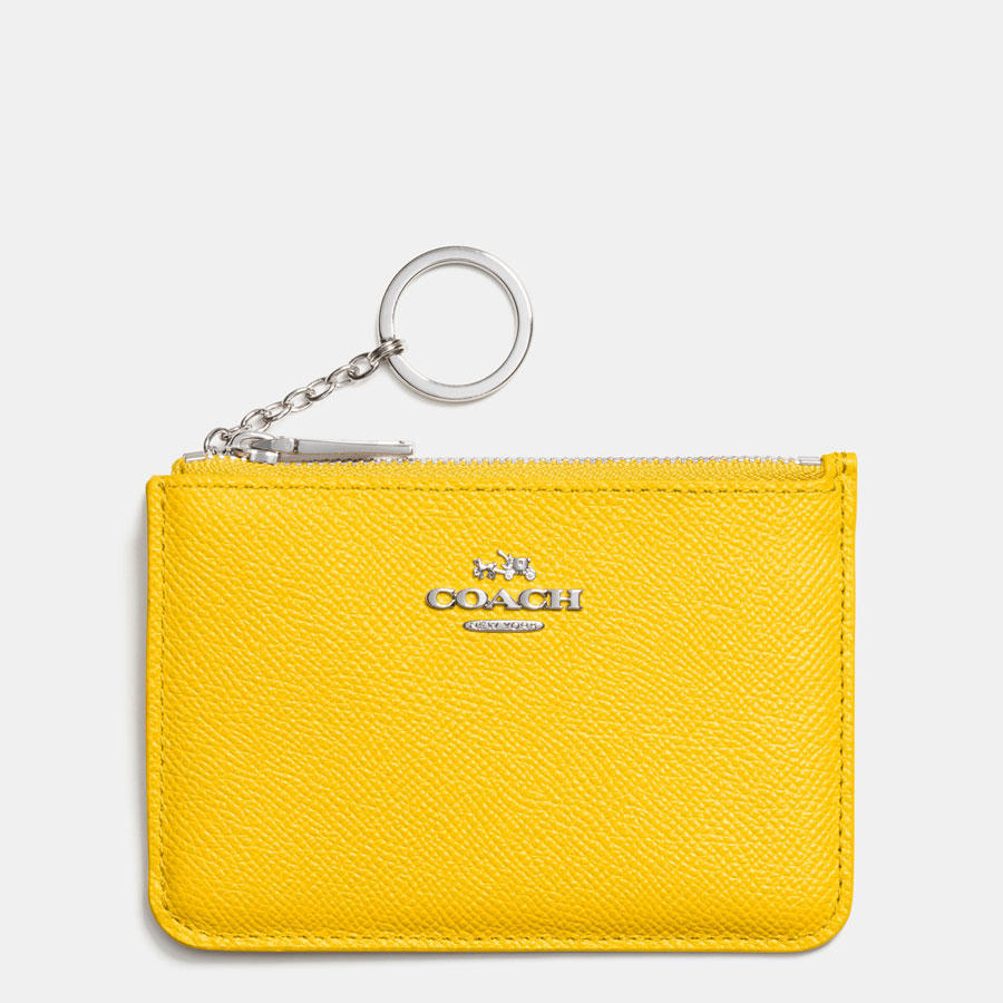 30% Off+ Extra 15% Off COACH Card Case @ Bloomingdales