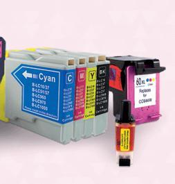 From $18.00 CompAndSave Ink Cartridge for HP&Brother