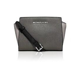 MICHAEL Michael Kors Mini Selma Color Block Messenger Crossbody @ Bloomingdales