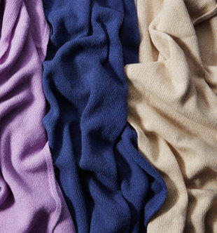 Up to 70% Off Colorful Cashmere On Sale @ Gilt