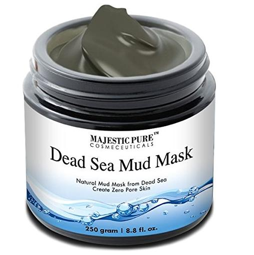 Majestic Pure Dead Sea Mud Mask 8.8 Oz @ Amazon