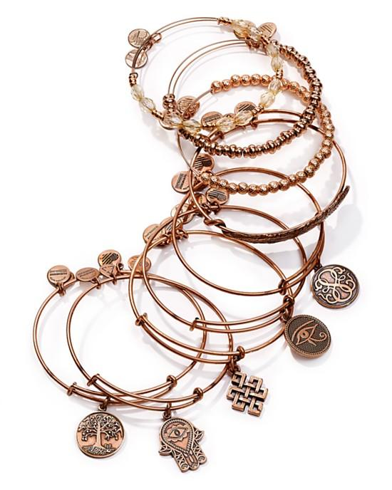 25% Off+Extra $50 Reward for Every $200 Spend Alex and Ani Jewelry at Bloomingdale's