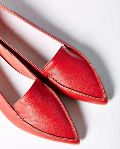 Jeffrey Campbell 'Vionnet' Pointy Toe Flat On Sale @ Nordstrom