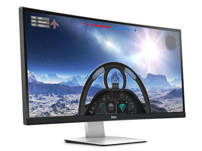 Dell UltraSharp 34 Ultrawide Monitor U3415W
