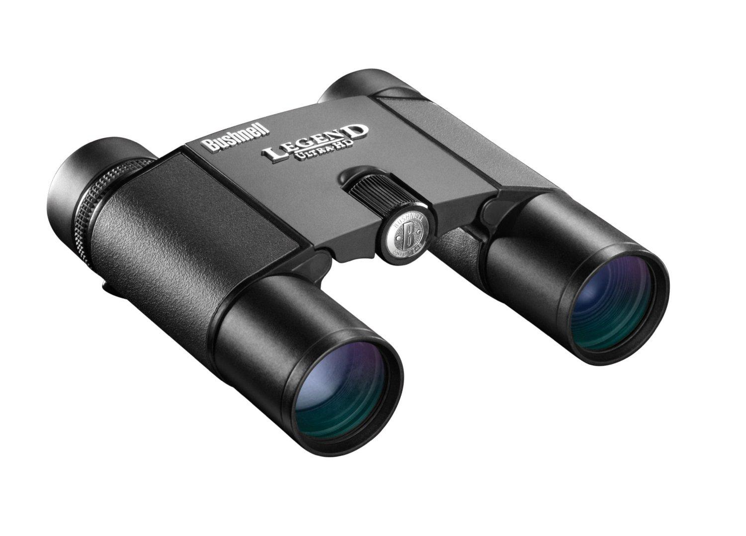 Bushnell Legend Ultra HD Compact Folding Roof Prism Binoculars