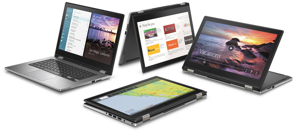 New Inspiron 13 7000 Series 2-in-1 Special Edition