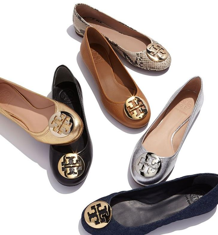 Up to 62% Off Tory Burch Shoes, Apparel On Sale @ Hautelook