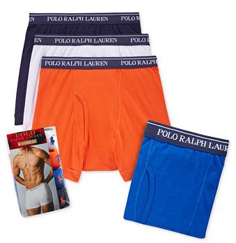 Polo Ralph Lauren 3-Pack Boxer Briefs + 1 Bonus Pair, Only at Macy's