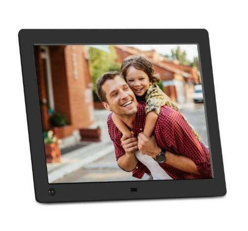 Lowest price! NIX Advance - 10 inch Digital Photo & HD Video (720p) Frame with Motion Sensor & 8GB USB Memory - X10G