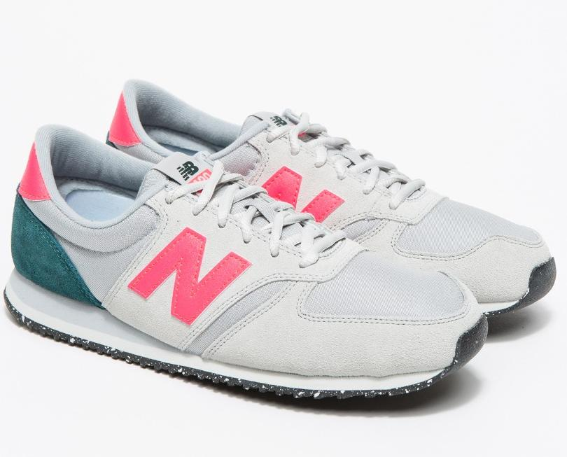 New Balance 420 IN GREY/PINK Sneaker @ Need Supply Co