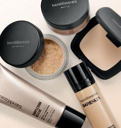 Free 5 Pc Mystery Gift with Any Purchase of $65+ @ Bare Minerals