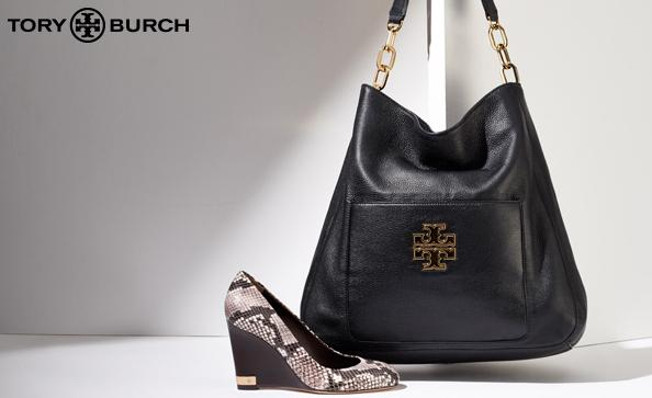 Up to 33% Off Tory Burch Handbags and Shoes @ Neiman Marcus