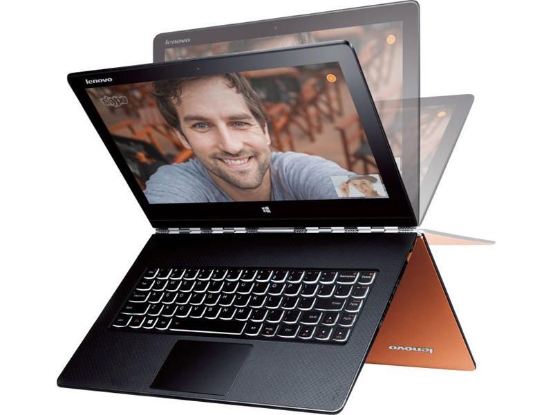 "$849 Lenovo Yoga 3 Pro 13.3"" 3200x1800 Touch 2-in-1 Touch Win10 Laptop"