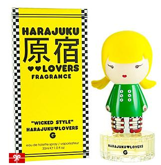 Harajuku by Gwen Stefani Women's 1oz Eau de Toilette On Sale @ Rue La La