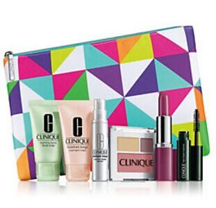 10% Off + Free 12 Piece Gift with Any $27 Clinique Purchase @ Lord & Taylor