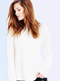 Up to 30% Off Cashmere Sale @ Lord & Taylor
