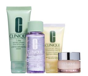 10% Off+Free 4 Pc Gift+22 Pc Gift with Clinique Purchase at Nordstrom