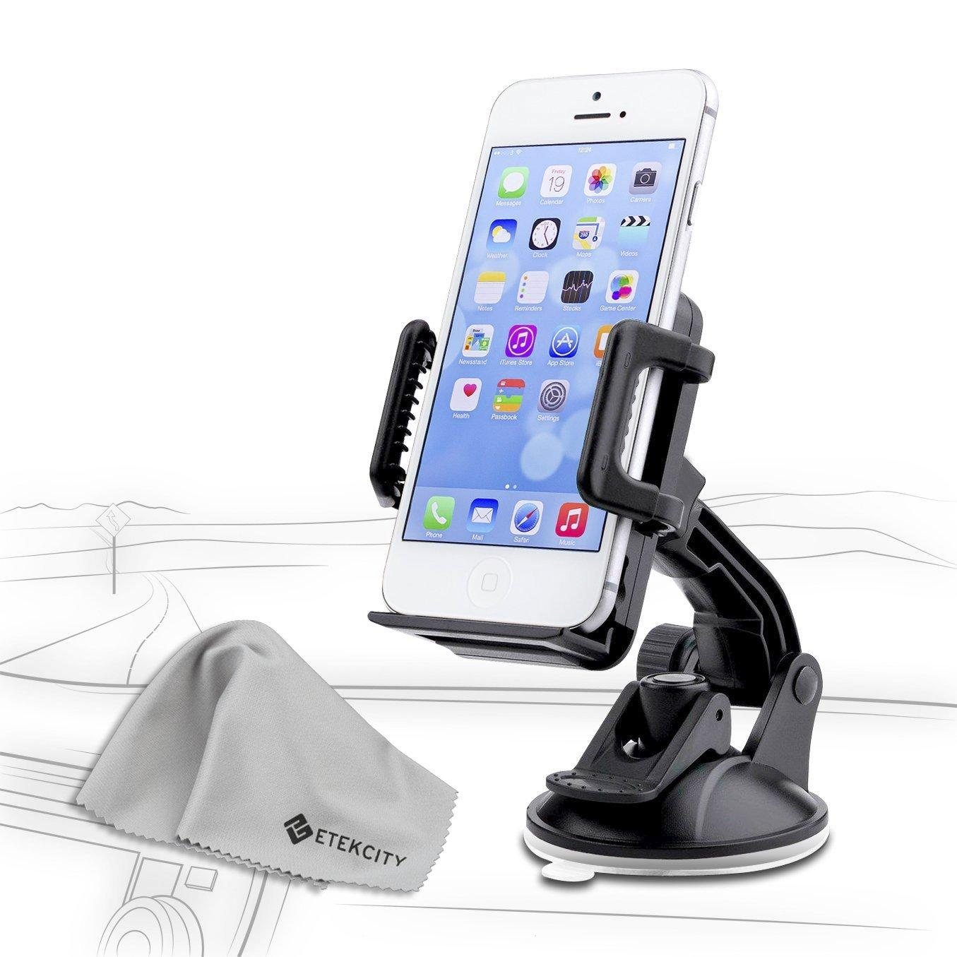 $6.49 Etekcity 360° Universal Car Mount Holder