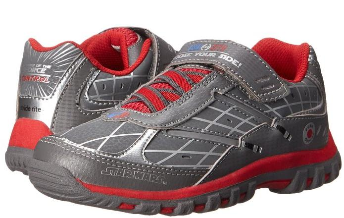 Stride Rite Star Wars Force Control Light-Up Sneaker @ Amazon