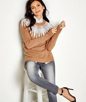 25% Off Sitewide+Free Shipping +Extra 50% Off Clearance Items @ J.Crew Factory