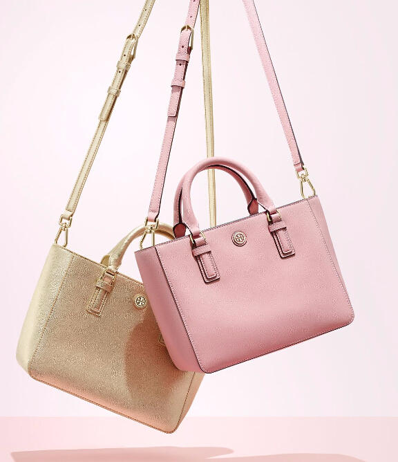 30% Off Select Robinson Handbags @ Tory Burch