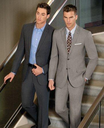 Buy 1 Get 2 Free Suits & Sportcoats or 60% Off Each + $25 Off Every $125 You Spend Great Gift Sale @ Jos. A. Bank