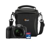Nikon Coolpix P610 16.0-Megapixel Digital Camera Bundle