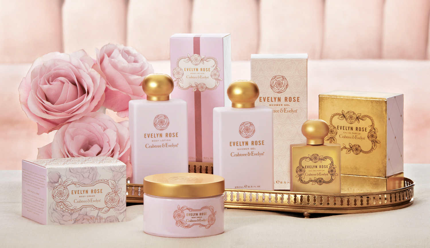 25% Off All Gifts + Free Shipping @ Crabtree & Evelyn