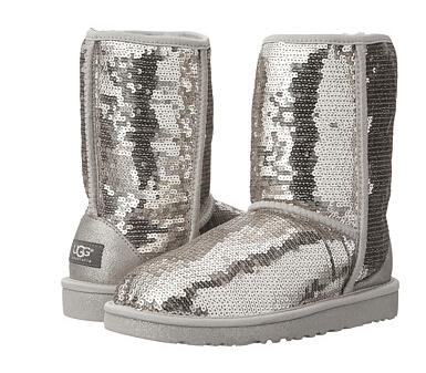 UGG Classic Short Sparkles