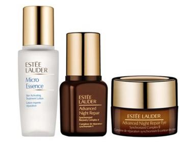 $31.5 Estée Lauder Advanced Night Repair Essentials Set (Over $50 Value)