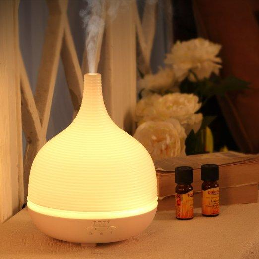 $32.99 Aglaia 500ml 16Hours Aromatherapy Essential Oil Diffuser Ultrasonic Cool Mist Humidifie