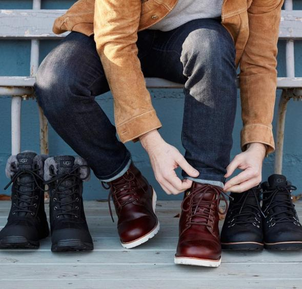 Up to 72% Off UGG Men's Shoes On Sale @ 6PM.com