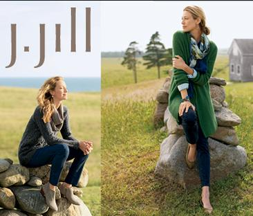 Up to 40% Off Full-Priced Styles @ jjill.com