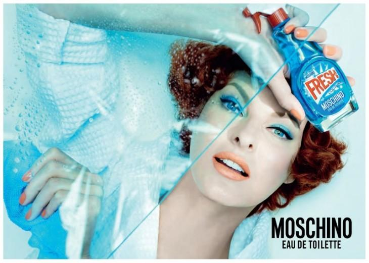 New Release Moschino lauched New Fresh Couture Eau de Toilette