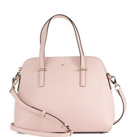 KATE SPADE NEW YORK Maise Leather Satchel @ Lord & Taylor