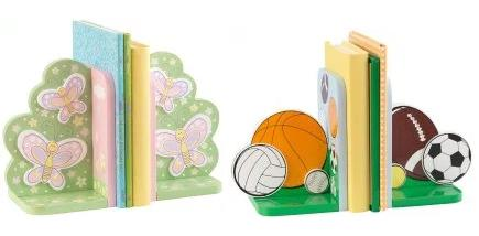 $21.99 For 2 KidKraft Bookends