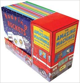 Amazing Machines:Truckload of Fun (10-Book Set): Tony Mitton, Ant Parker