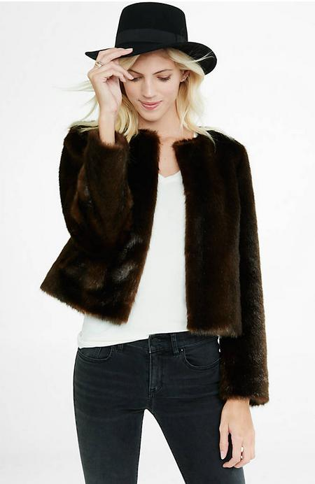 40% Off Select Women's Coats & Outwear @ Express