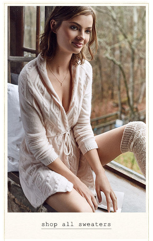 40% Off All Sweaters @ anthropologie