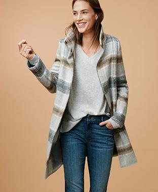 50% Off Full-Priced Outwears and Winter Accessories @ Loft