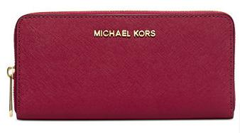 MICHAEL Michael Kors Jet Set Zip-Around Continental Travel Wallet