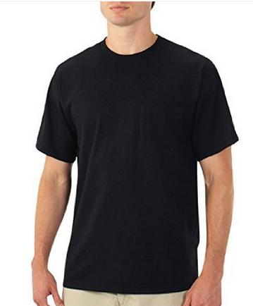 FREE!Fruit of the Loom Men's Short Sleeve Crew Tee