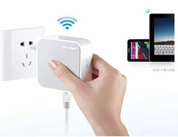 TP-LINK Wireless N150 Mini Pocket Router TL-WR700N