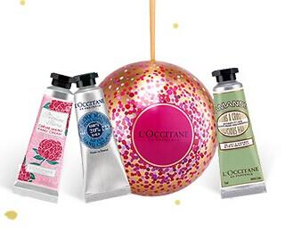 Free Ornament Of Your Choice with Any $35 Purchase @ L'Occitane