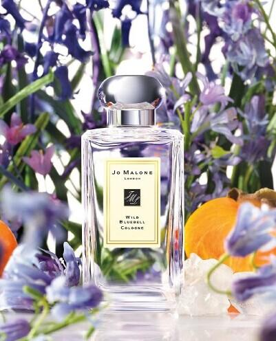 $65 + Free 2 Pc Gift Wild Bluebell Cologne @ Jo Malone London
