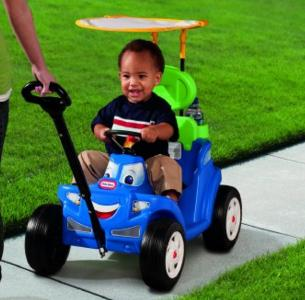 Little Tikes Deluxe 2-in-1 Cozy Roadster @ Amazon