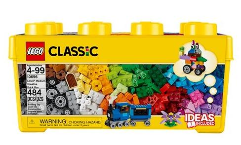 LEGO Classic Medium Creative Brick Box @ Target